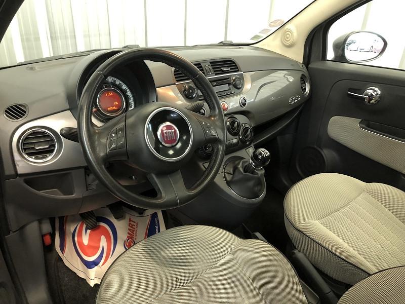 Photo 10 de l'offre de FIAT 500 1.2 8V 69CH LOUNGE à 6490€ chez Auto VEC