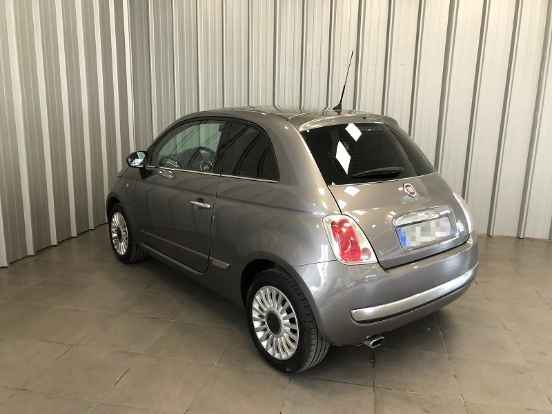 Photo 6 de l'offre de FIAT 500 1.2 8V 69CH LOUNGE à 6490€ chez Auto VEC