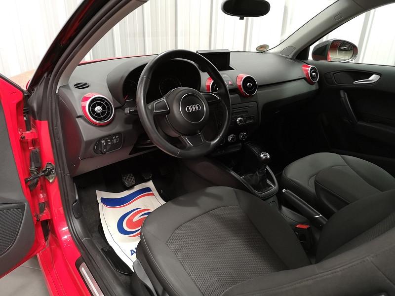 Photo 5 de l'offre de AUDI A1 1.4 TFSI 122CH ATTRACTION à 11990€ chez Auto VEC