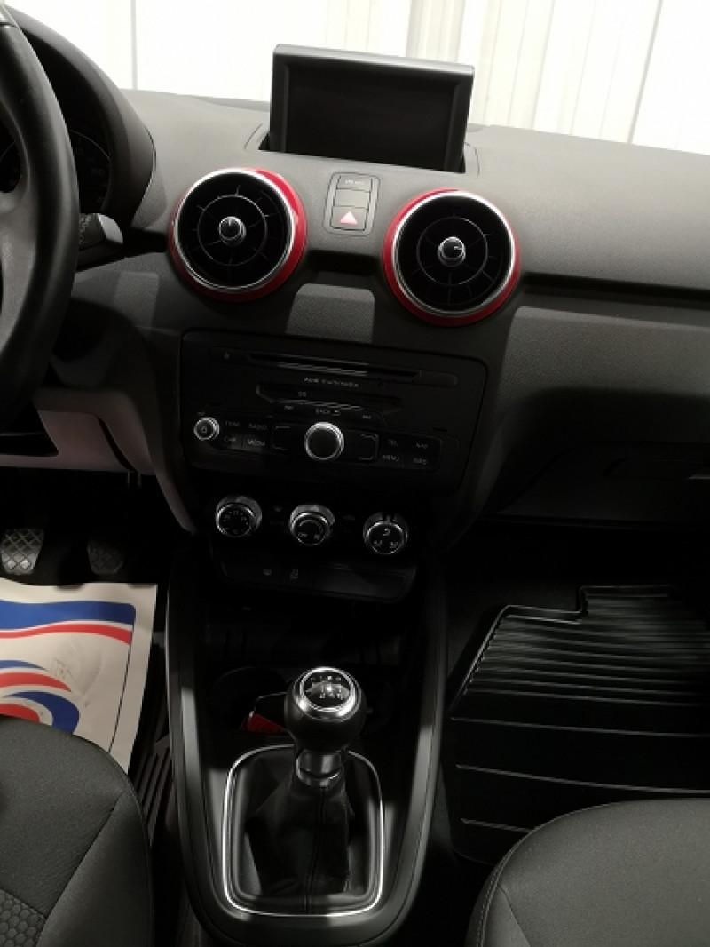 Photo 8 de l'offre de AUDI A1 1.4 TFSI 122CH ATTRACTION à 11990€ chez Auto VEC