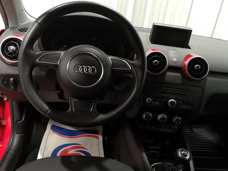 Photo 7 de l'offre de AUDI A1 1.4 TFSI 122CH ATTRACTION à 11990€ chez Auto VEC