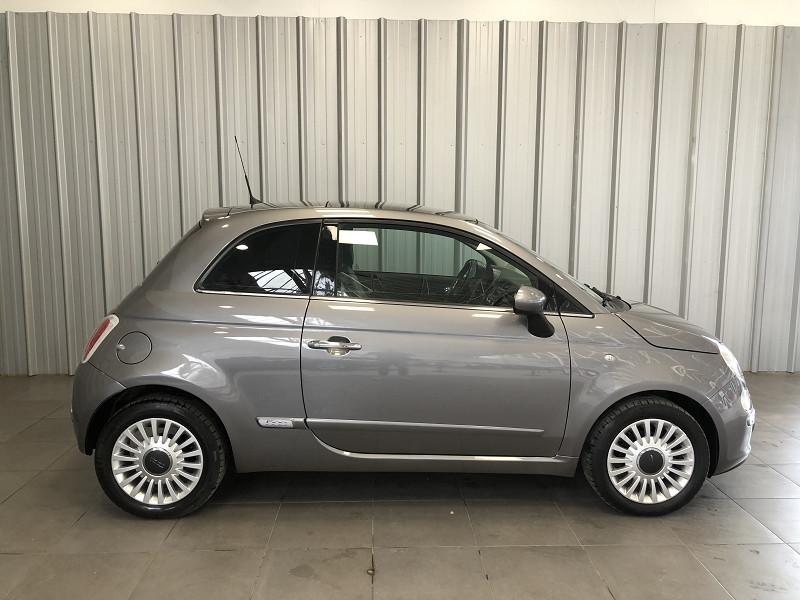 Photo 8 de l'offre de FIAT 500 1.2 8V 69CH LOUNGE à 6490€ chez Auto VEC
