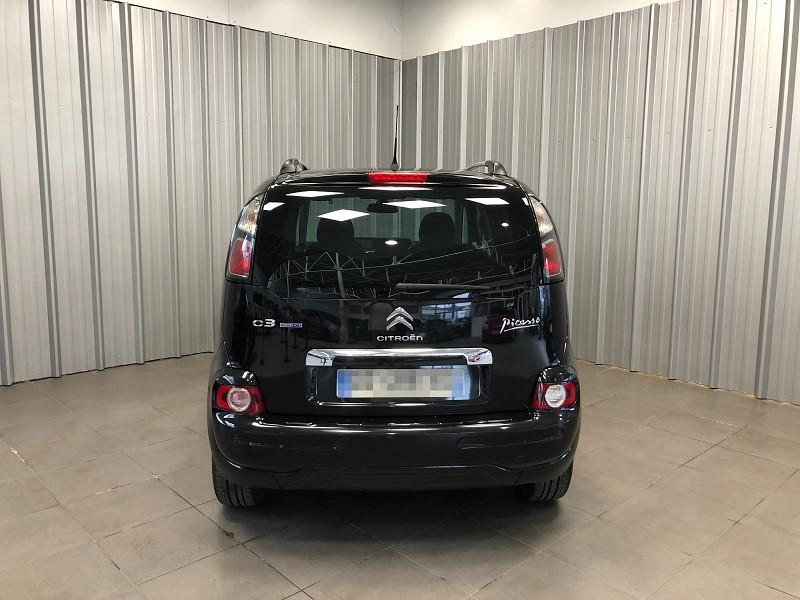 Photo 4 de l'offre de CITROEN C3 PICASSO BLUEHDI 100 EXCLUSIVE à 9990€ chez Auto VEC