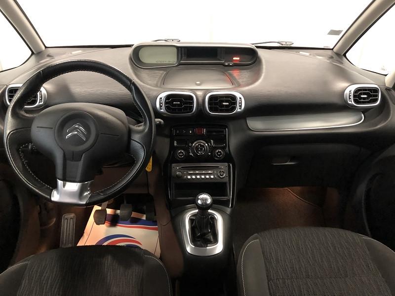 Photo 10 de l'offre de CITROEN C3 PICASSO BLUEHDI 100 EXCLUSIVE à 9990€ chez Auto VEC
