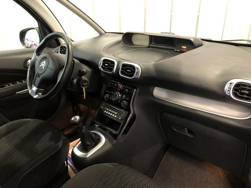 Photo 11 de l'offre de CITROEN C3 PICASSO BLUEHDI 100 EXCLUSIVE à 9990€ chez Auto VEC