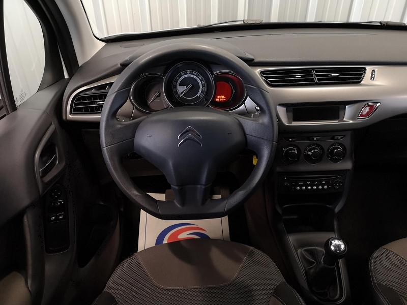 Photo 9 de l'offre de CITROEN C3 1.0 VTI PURETECH CONFORT à 7490€ chez Auto VEC