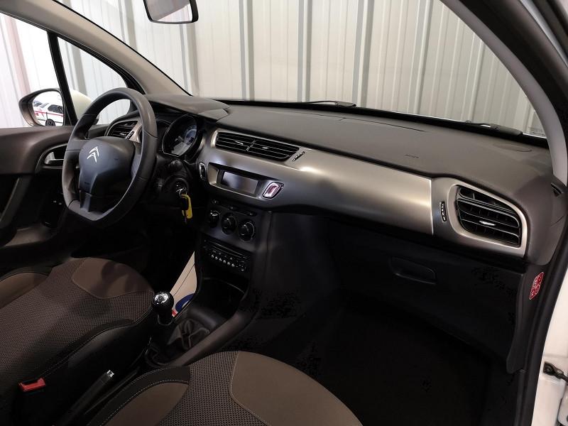 Photo 8 de l'offre de CITROEN C3 1.0 VTI PURETECH CONFORT à 7490€ chez Auto VEC
