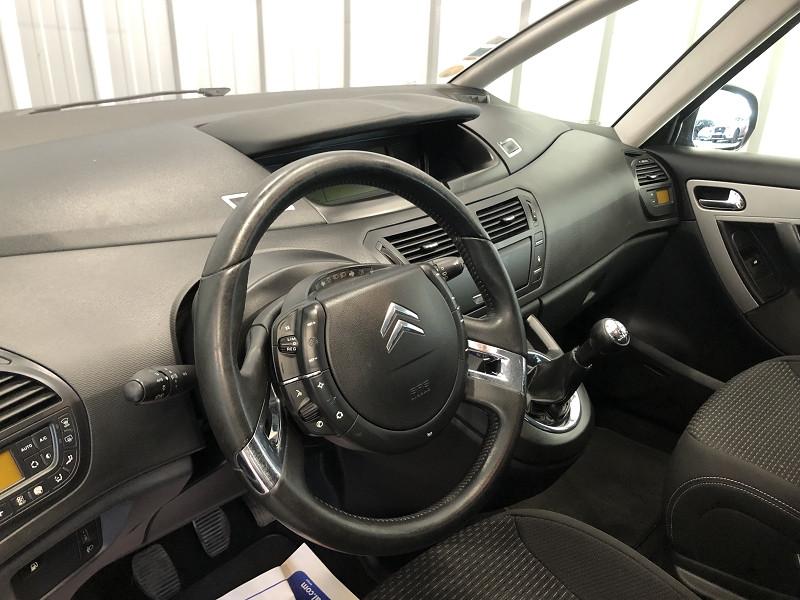 Photo 11 de l'offre de CITROEN C4 PICASSO 1.6 HDI110 FAP PACK AMBIANCE à 5490€ chez Auto VEC