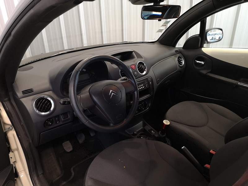 Photo 7 de l'offre de CITROEN C3 PLURIEL 1.4I à 4990€ chez Auto VEC