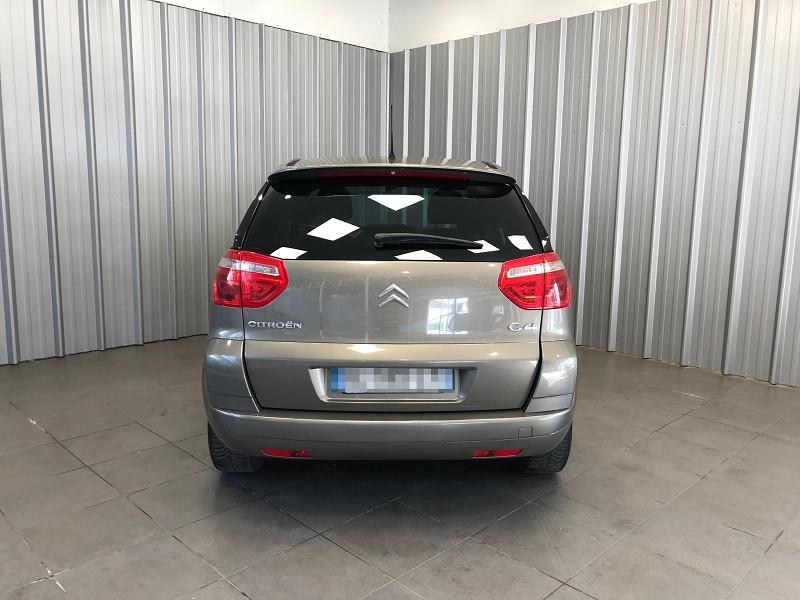 Photo 5 de l'offre de CITROEN C4 PICASSO 1.6 HDI110 FAP PACK AMBIANCE à 5490€ chez Auto VEC