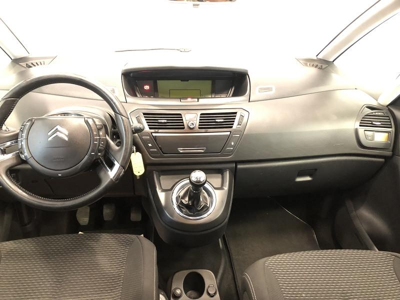 Photo 12 de l'offre de CITROEN C4 PICASSO 1.6 HDI110 FAP PACK AMBIANCE à 5490€ chez Auto VEC