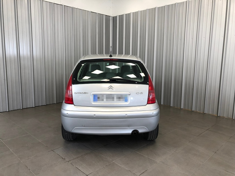 Photo 4 de l'offre de CITROEN C3 1.4 HDI70 EXCLUSIVE 5P à 3990€ chez Auto VEC