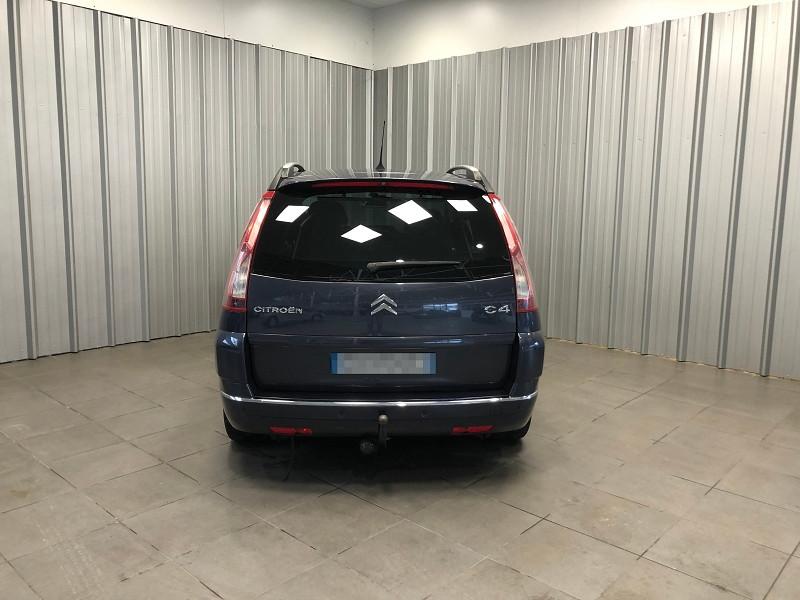 Photo 4 de l'offre de CITROEN GRAND C4 PICASSO 1.6 HDI110 FAP EXCLUSIVE 7PL à 7490€ chez Auto VEC