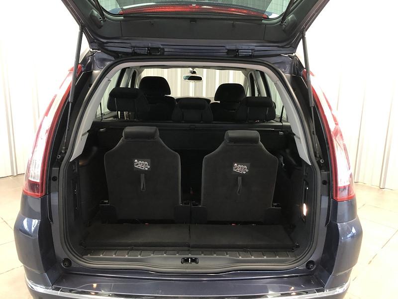 Photo 8 de l'offre de CITROEN GRAND C4 PICASSO 1.6 HDI110 FAP EXCLUSIVE 7PL à 7490€ chez Auto VEC