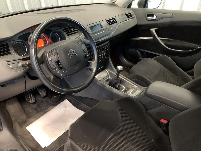 Photo 7 de l'offre de CITROEN C5 2.0 HDI140 FAP CONFORT à 5990€ chez Auto VEC