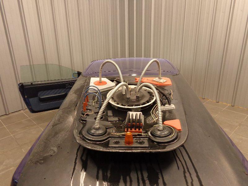 Photo 6 de l'offre de FORD PROBE SOHC 12-VALVE INLINE4 GL 2.2 110CV RETOUR VERS LE FUTUR à 9990€ chez Auto VEC