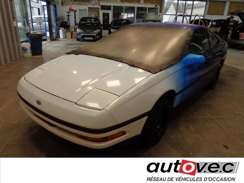 Ford PROBE SOHC 12-VALVE INLINE4 GL 2.2 110CV RETOUR VERS LE FUTUR Essence BLEU Occasion à vendre