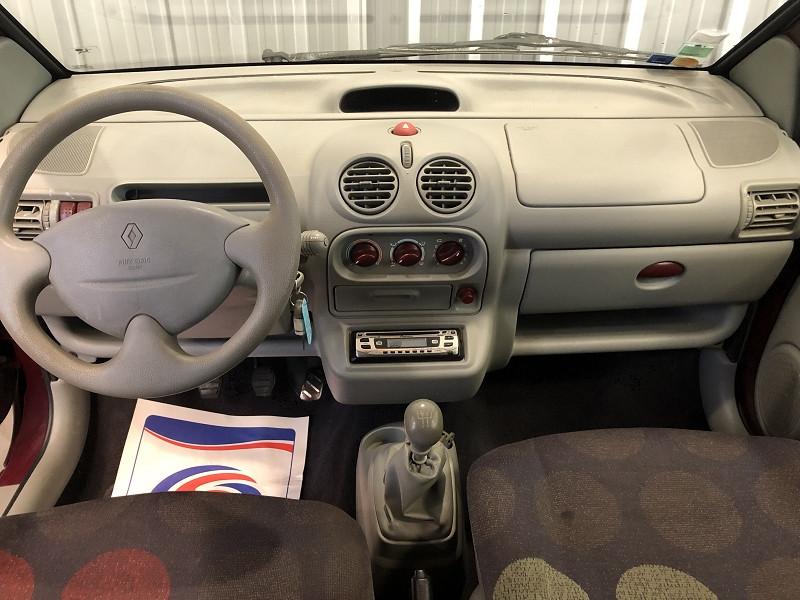 Photo 10 de l'offre de RENAULT TWINGO 1.2 60CH AUTHENTIQUE à 3990€ chez Auto VEC
