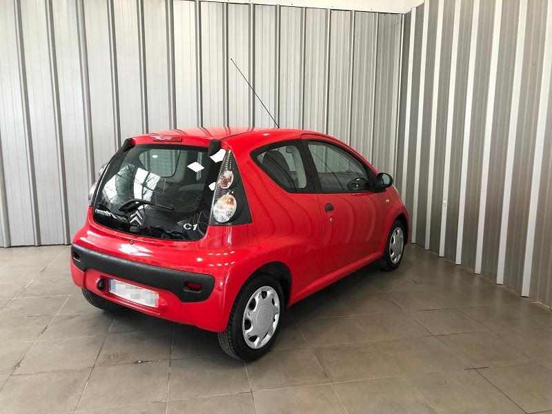 Photo 5 de l'offre de CITROEN C1 1.0I ATTRACTION 3P à 4490€ chez Auto VEC