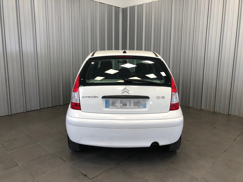 Photo 4 de l'offre de CITROEN C3 1.4 HDI70 COLLECTION à 5490€ chez Auto VEC