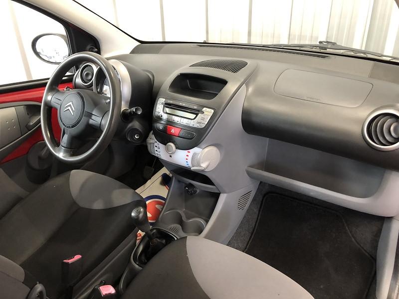 Photo 12 de l'offre de CITROEN C1 1.0I ATTRACTION 3P à 4490€ chez Auto VEC