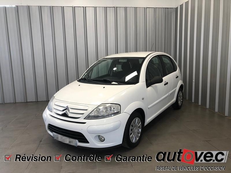 Photo 1 de l'offre de CITROEN C3 1.4 HDI70 COLLECTION à 5490€ chez Auto VEC