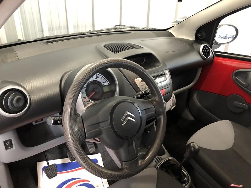 Photo 10 de l'offre de CITROEN C1 1.0I ATTRACTION 3P à 4490€ chez Auto VEC