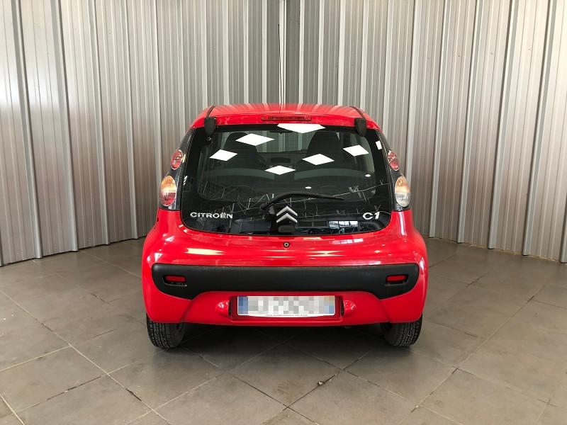 Photo 4 de l'offre de CITROEN C1 1.0I ATTRACTION 3P à 4490€ chez Auto VEC