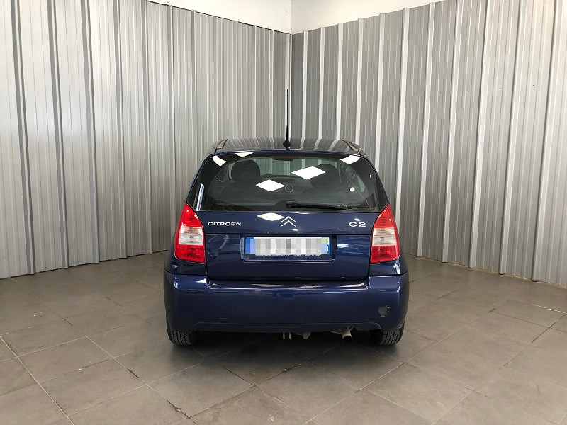 Photo 4 de l'offre de CITROEN C2 1.4 HDI70 à 4490€ chez Auto VEC
