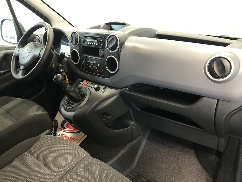 Photo 16 de l'offre de CITROEN BERLINGO M 1.6 BLUEHDI 75 CLUB à 10990€ chez Auto VEC