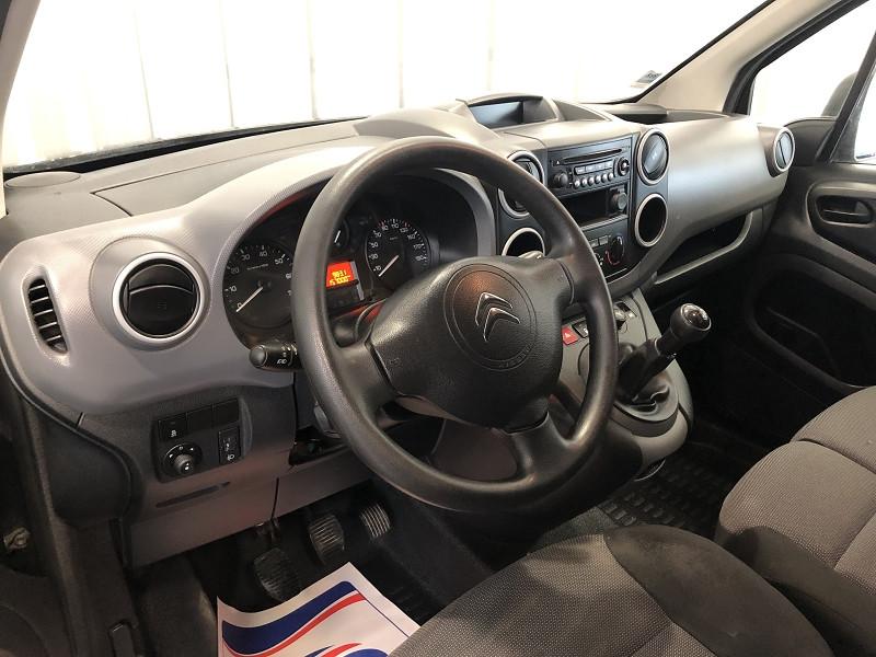 Photo 14 de l'offre de CITROEN BERLINGO M 1.6 BLUEHDI 75 CLUB à 10990€ chez Auto VEC