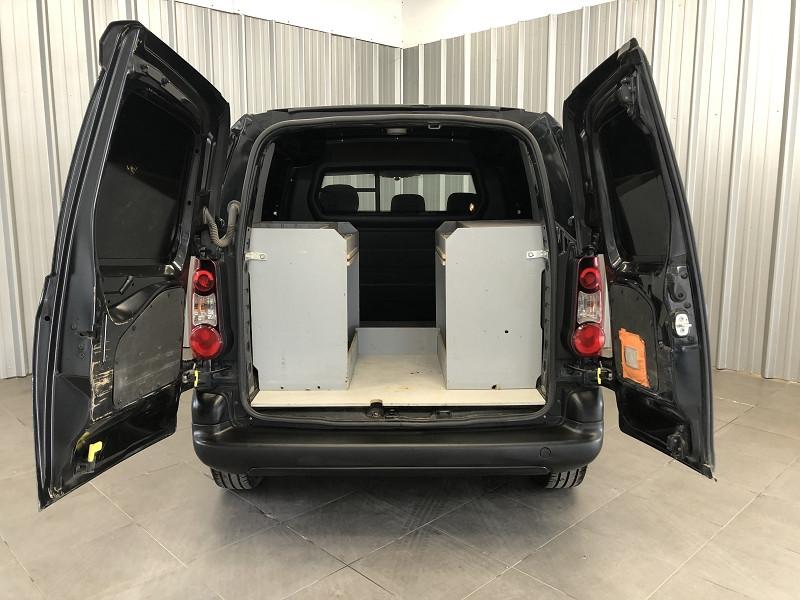 Photo 7 de l'offre de CITROEN BERLINGO M 1.6 BLUEHDI 75 CLUB à 10990€ chez Auto VEC