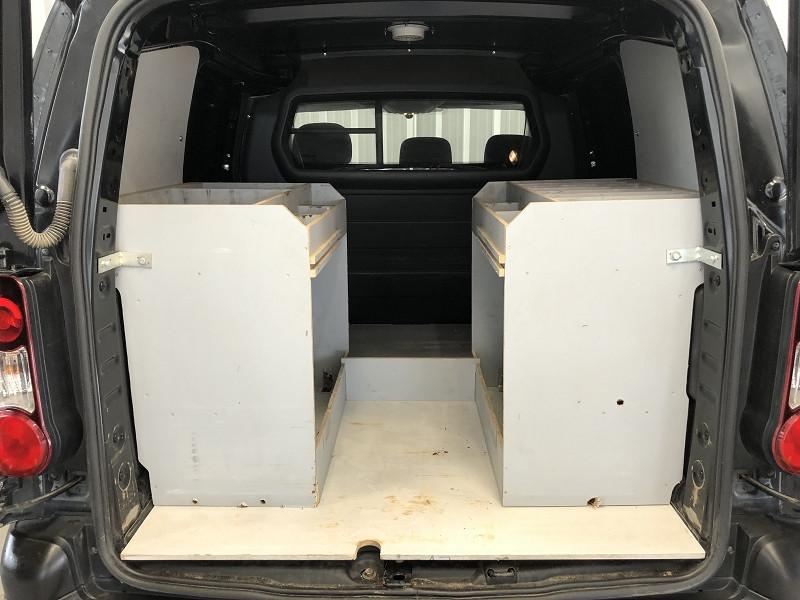 Photo 8 de l'offre de CITROEN BERLINGO M 1.6 BLUEHDI 75 CLUB à 10990€ chez Auto VEC