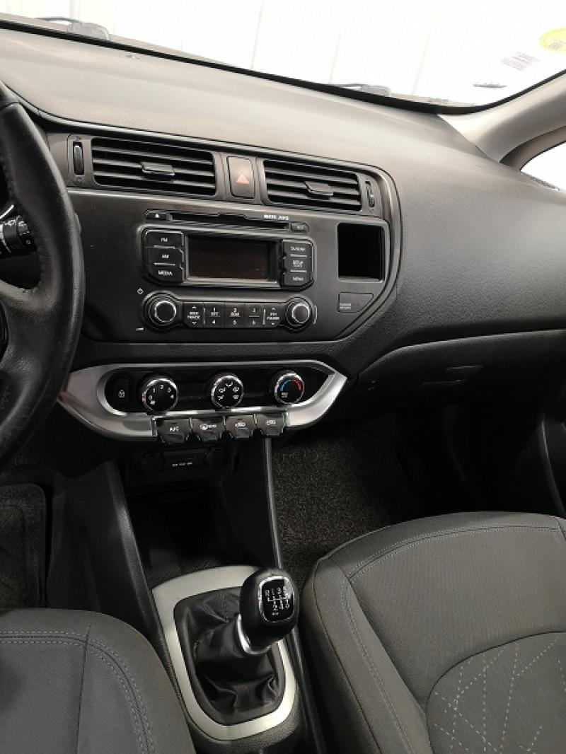 Photo 10 de l'offre de KIA RIO 1.1 CRDI STYLE ISG 5P à 6490€ chez Auto VEC