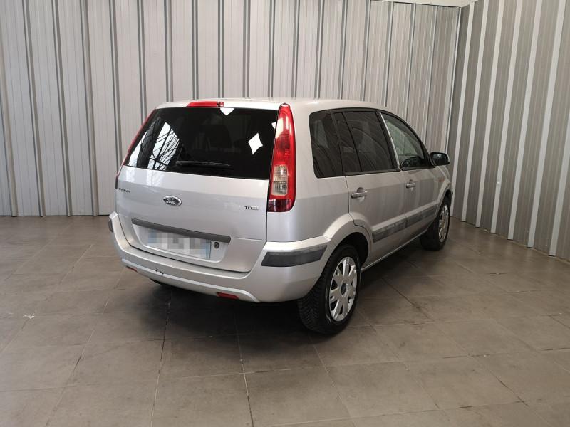 Photo 3 de l'offre de FORD FUSION 1.4 TDCI 68CH SENSO à 4490€ chez Auto VEC