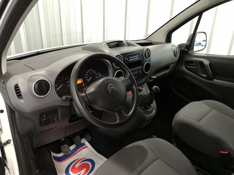 Photo 7 de l'offre de CITROEN BERLINGO 20 L1 1.6 HDI 75 CONFORT à 9990€ chez Auto VEC