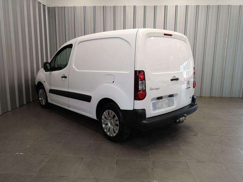 Photo 6 de l'offre de CITROEN BERLINGO 20 L1 1.6 HDI 75 CONFORT à 9990€ chez Auto VEC