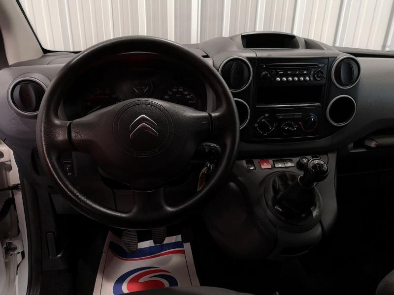Photo 9 de l'offre de CITROEN BERLINGO 20 L1 1.6 HDI 75 CONFORT à 9990€ chez Auto VEC