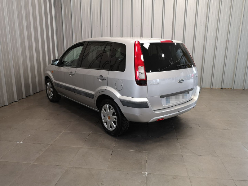 Photo 4 de l'offre de FORD FUSION 1.4 TDCI 68CH SENSO à 4490€ chez Auto VEC