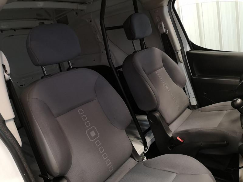 Photo 11 de l'offre de CITROEN BERLINGO 20 L1 1.6 HDI 75 CONFORT à 9990€ chez Auto VEC