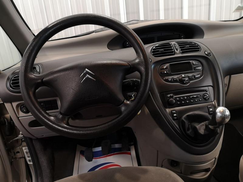 Photo 8 de l'offre de CITROEN PICASSO 1.6 95CH PACK à 3990€ chez Auto VEC