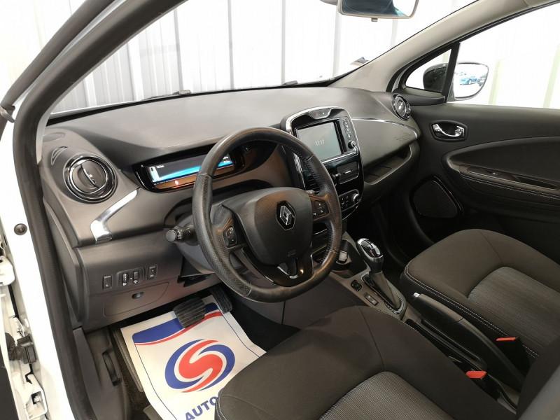 Photo 7 de l'offre de RENAULT ZOE INTENS CHARGE NORMALE R90 à 11490€ chez Auto VEC