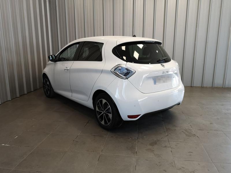 Photo 6 de l'offre de RENAULT ZOE INTENS CHARGE NORMALE R90 à 11490€ chez Auto VEC