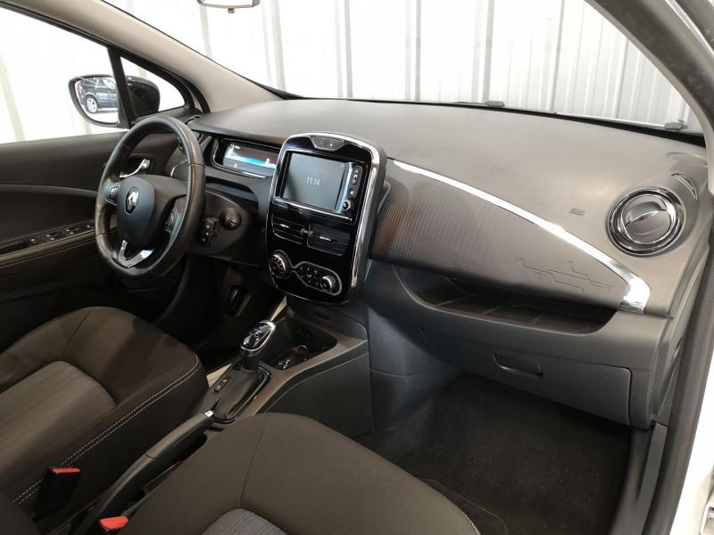 Photo 8 de l'offre de RENAULT ZOE INTENS CHARGE NORMALE R90 à 11490€ chez Auto VEC