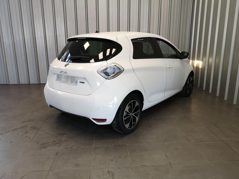 Photo 5 de l'offre de RENAULT ZOE INTENS CHARGE NORMALE R90 à 11490€ chez Auto VEC