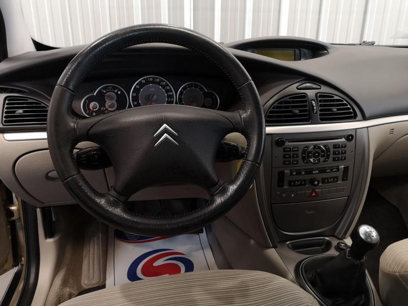 Photo 9 de l'offre de CITROEN C5 1.6 HDI110 PACK FAP à 4990€ chez Auto VEC