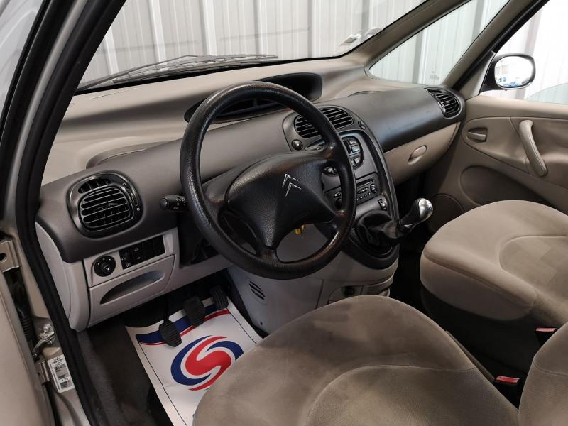 Photo 6 de l'offre de CITROEN PICASSO 1.6 95CH PACK à 3990€ chez Auto VEC