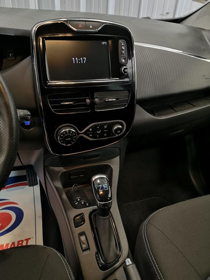 Photo 10 de l'offre de RENAULT ZOE INTENS CHARGE NORMALE R90 à 11490€ chez Auto VEC