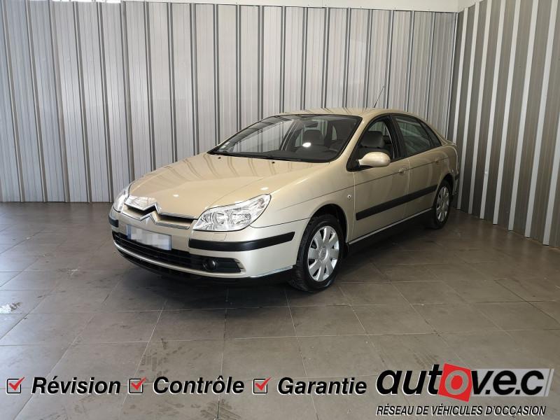 Photo 1 de l'offre de CITROEN C5 1.6 HDI110 PACK FAP à 4990€ chez Auto VEC