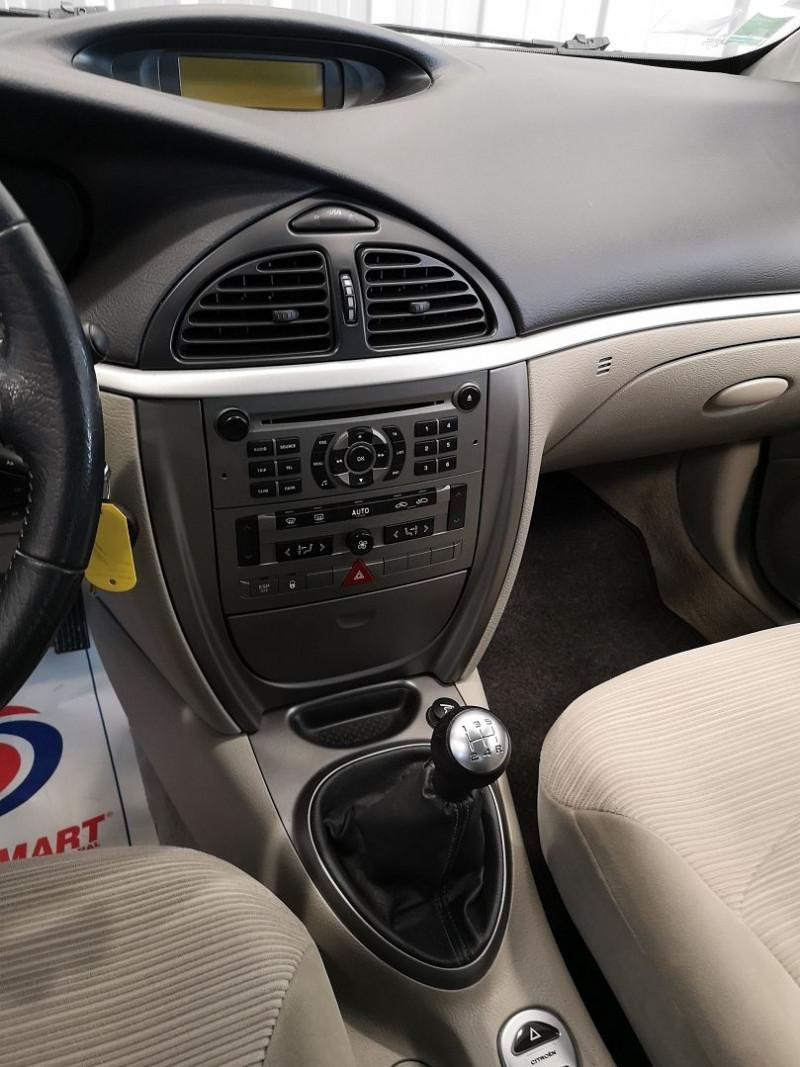 Photo 10 de l'offre de CITROEN C5 1.6 HDI110 PACK FAP à 4990€ chez Auto VEC